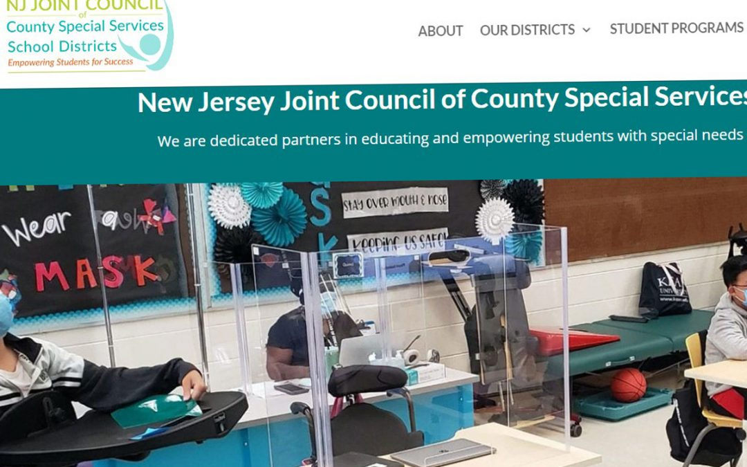 New Website Showcases Special Services