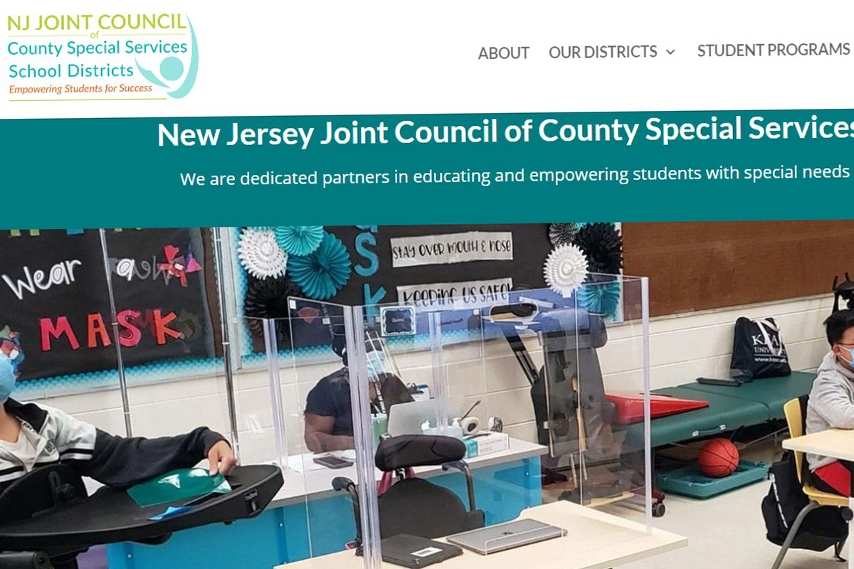 Joint Council Website featured image