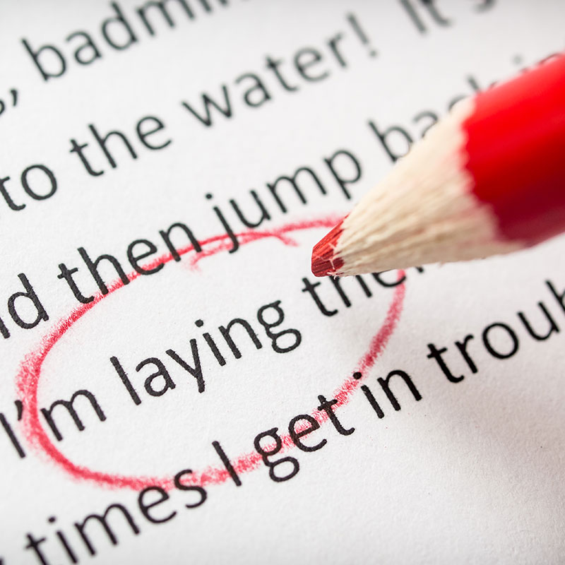LBC helps edit your writing