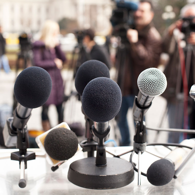 LBC helps you prepare for media interaction