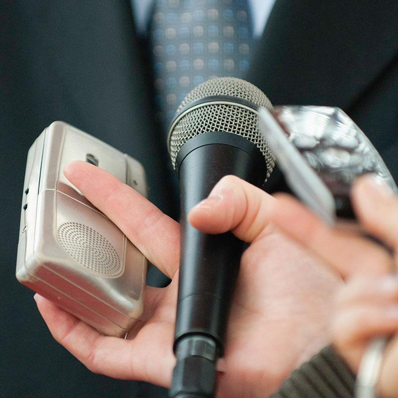 LBC helps you prepare to address the media