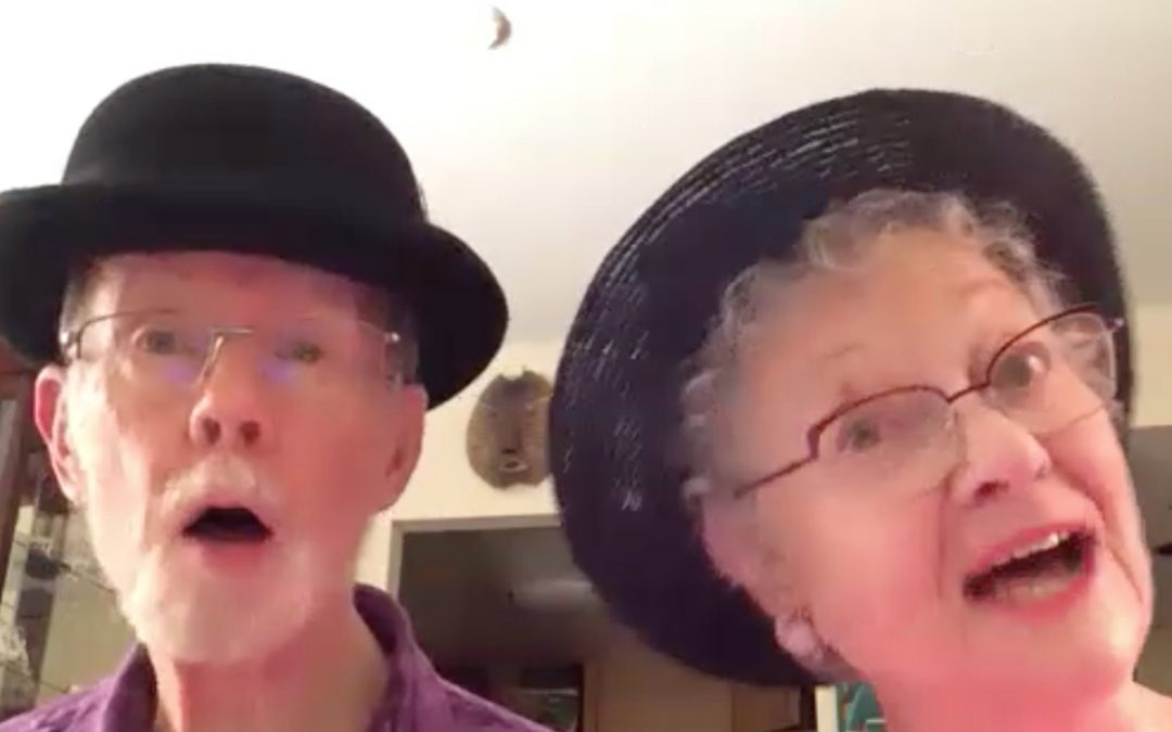 Retirement Community Flexes Virtual Creativity